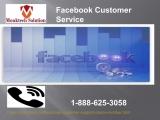 One-Stop Destination Dial 1-888-625-3058 for Facebook Customer Service