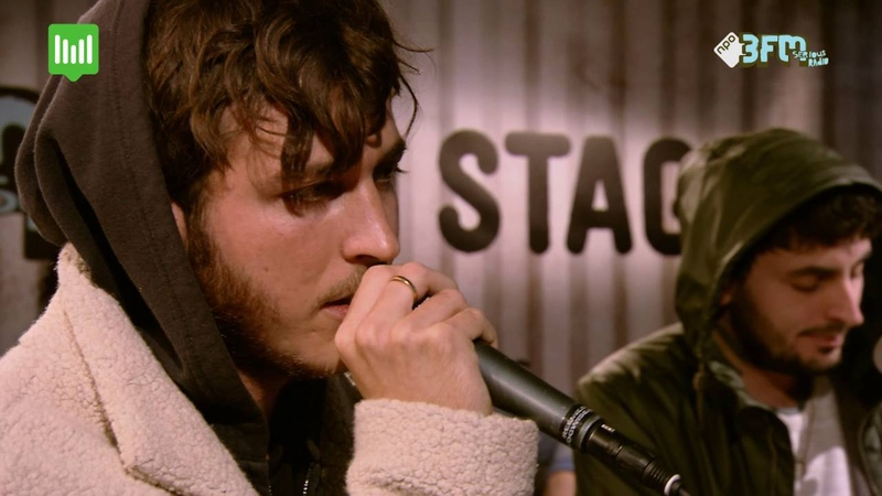 Oscar and the Wolf - 'Undress' | MetMichiel 5 Essential Tracks | 3FM