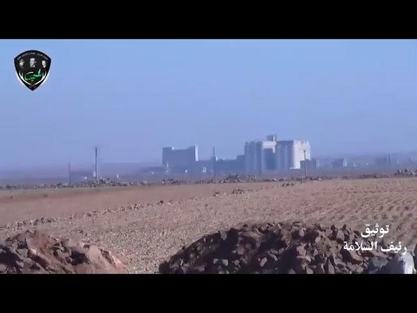 Сирия 07.01.18: Силы Тигра вошли в г. Синджар, юго-восток провинции Идлиб!