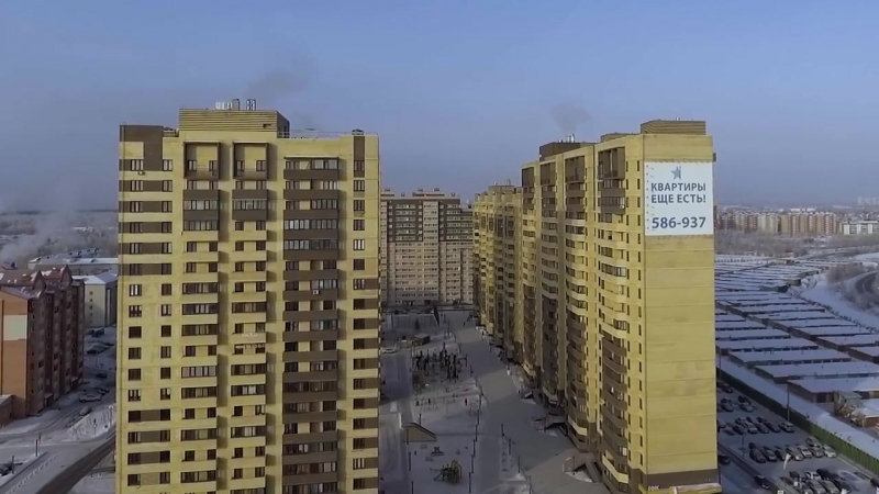 IEK в Тюмени микрорайон Звездный городок и ЖК Заречный