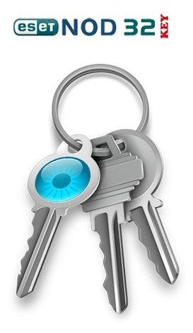 Ключи для Nod 32, Нод 32 скачать бесплатно свежие.