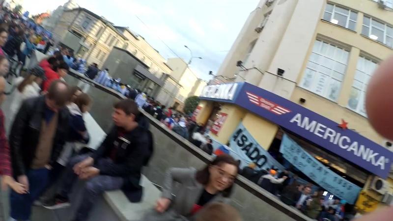 Футбольчик с Вячеславом Матузовым. 2 серия. Остались без Салата (Салаха)