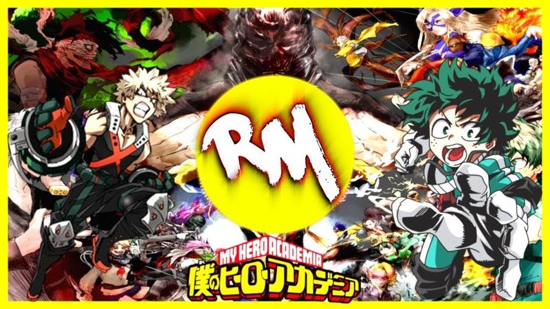 MY HOOD ACADEMIA [You Say Run Remix!] -Remix Maniacs