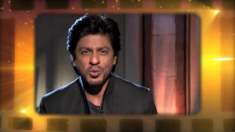 Shahrukh Khan at TOIFA