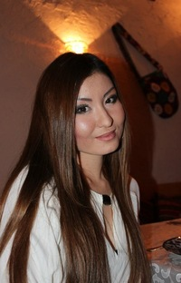 Anara Suleimenova, 13 ноября 1990, Ярославль, id20839512
