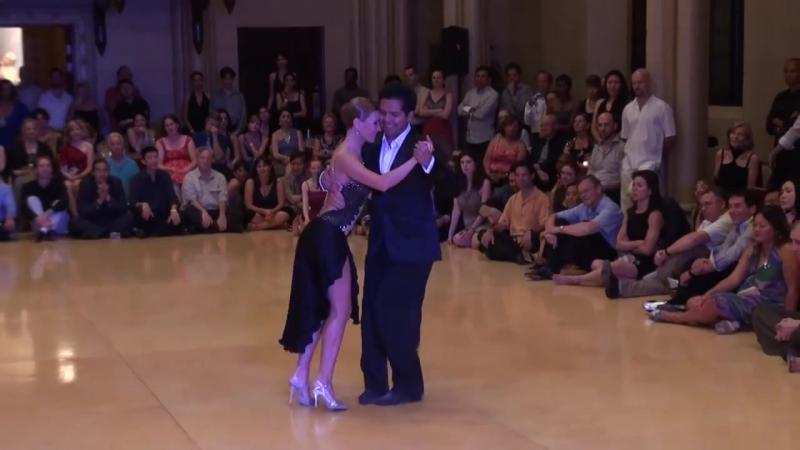 Sebastian Arce y Mariana Montes La Milonga de Buenos Aires