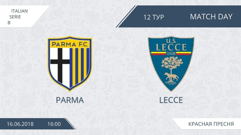 AFL18. Italy. Serie B. Day 12. Parma - Lecce
