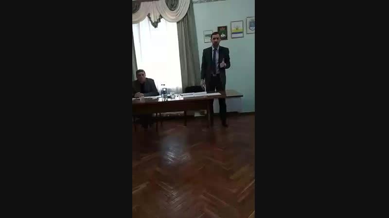 Брехня начальника відділу освіти Тихолаз Олександри