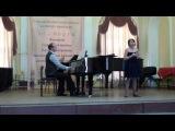 Ольга Хайруллина (13 лет) - La Rosa музыка Меркаданте