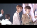 170807 Wanna One Bae Jinyoung @ Premiere Showcon
