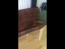 Отправка столешницы слэба заказчику упаковка стола из массива Мебель лофт