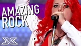 SHE WILL ROCK YOU INCREDIBLE Queen Audition! X Factor Global
