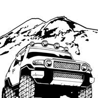 Логотип Джип-тур КМВ