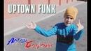 UpTown Funk (cover Mark Ronson and Bruno Mars) Artem Belskiy