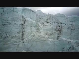 Kangerlussuaq glacier, greenland