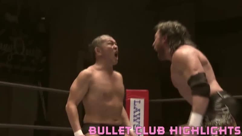 Kenny Omega vs Minoru Suzuki NJPW G1 Climax 27 Highlights