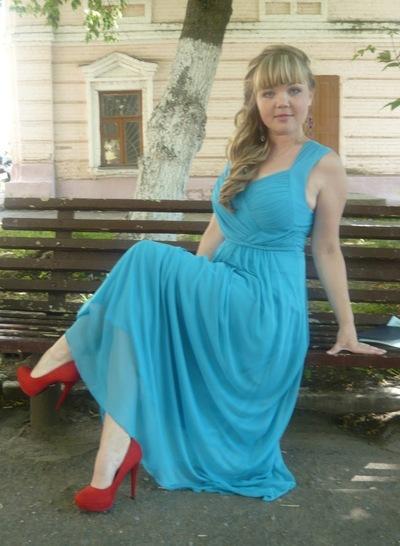 Мария Кудрявцева, 18 февраля , Кострома, id34225316