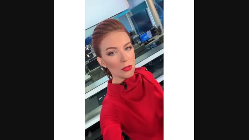 Ксения Седунова instagram истории 17.01.2019