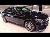 2018 Mercedes Benz C Class C300 4Matic Sedan - Exterior Interior Walkaround - 2018 Chicago Auto Show