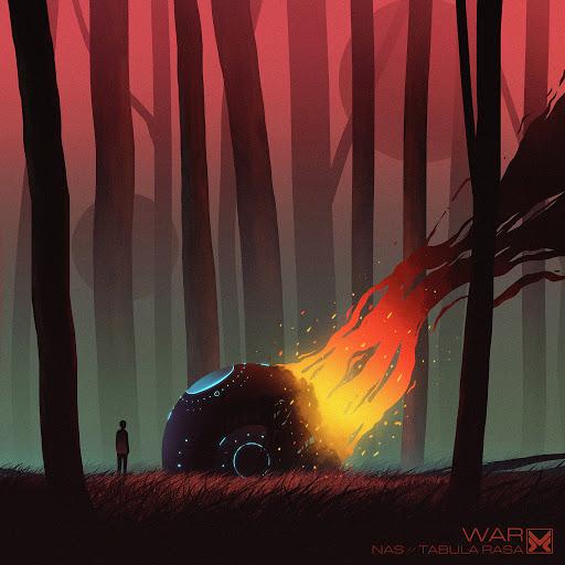 War альбом NAS // Tabula Rasa