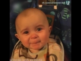 Ребёнок заплакал из-за песни мамы