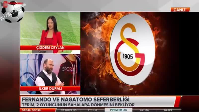 Cezalar Galatasaraya yarıyor! Sabah Sporu 15 Kasım 2018