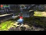 Dragon Nest - PVP - lvl 70 Destroyer vs lvl 70 Gladiator