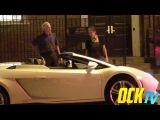 Picking Up Grandmas in a Lamborghini - Gold Digger Prank (Grandmothers in Public) - Picking Up Women