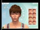 Sims 4 CAS Demo Making ONEW 샤이니 SHINee