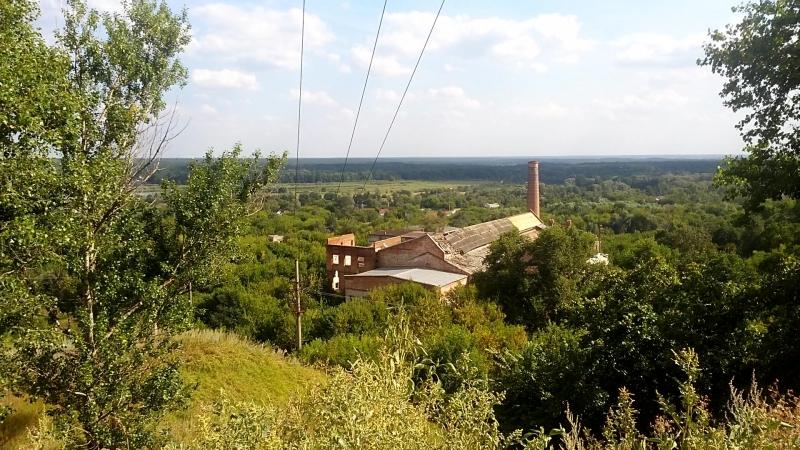 Окрестности замка в Рамони.