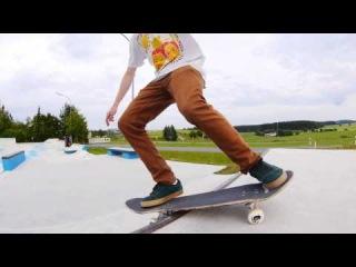 Mike Schneider at Helmbrechts Skatepark