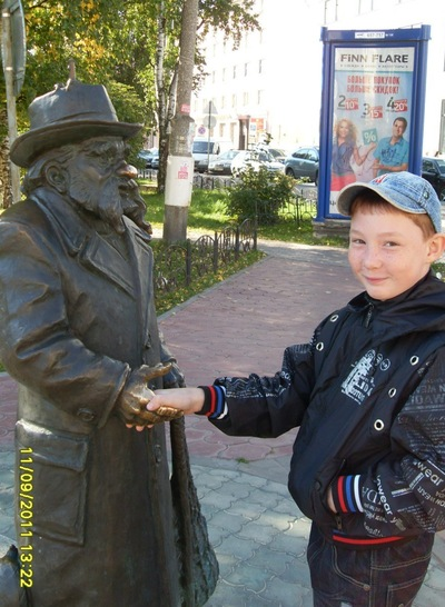 Денис Дунаев, 21 июля , Архангельск, id196902842