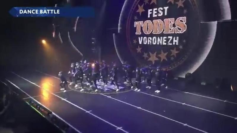 Варвара на фестивале в Воронеже. 2 день.