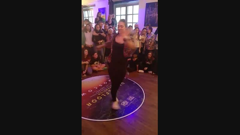 DANCEFLOOR CHAMPION | 1X1 CUTTING PRE-SELECT | MARGARET BELL