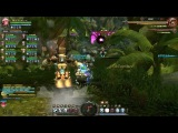 Green Dragon Nest Stage 1 - Fallen Bishop Geneus