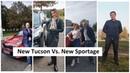 Отзывы New Kia Sportage 2019 и New Hyundai Tucson 2019 в новом проекте Автопанорама АВТОПРЕМИУМ