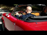 FIAT 124 Sport Spider by D'Angelo Motori (TEST DRIVE RAFFAELE D'ANGELO)