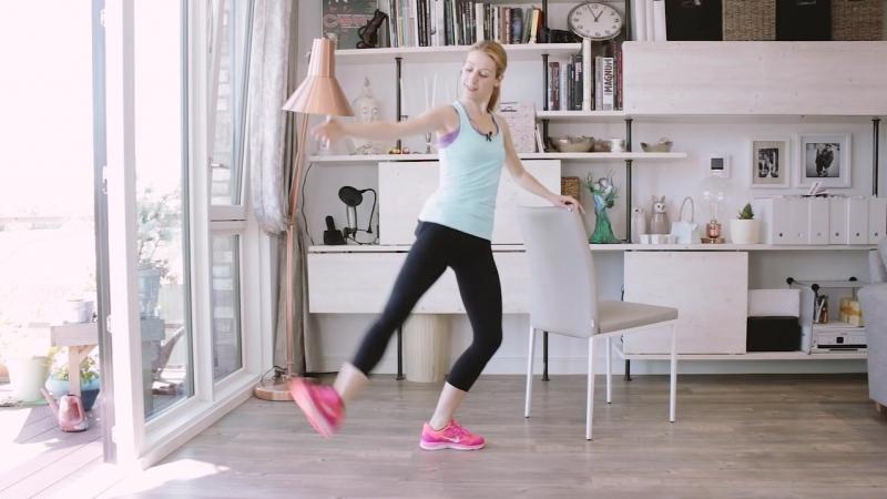 BREATHE - Fitness Barre - Lazy Dancer Ballet Burn - Fitness Ballet programme - Lazy Dancer Studio