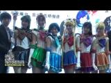 Sailor Moon Musical - Showcase em Shangai 2015