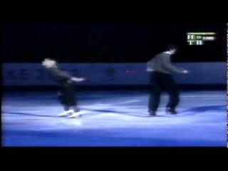 Елена Бережная и Антон Сихарулидзе - Chaplin Олимпиада 2002, гала  http://youtu.be/yYpc5qSC0bY