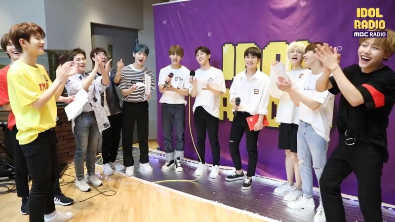 [OTHER] 16.07.2018: Ынкван и Golden Child - Missing You @ MBC 'Idol Radio'