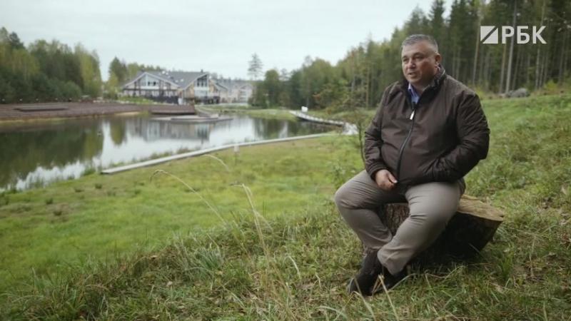 Владелец фирмы АСКОНА Владимир Седов распродает империю матрасов хочет построить комерческий город Добрград