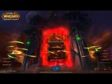 World of Warcraft: Warlords of Draenor Login Screen