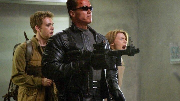 Терминатор 3 Восстание машин 2003. Триллер боевик фантастика