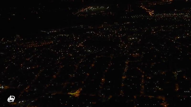 Полет на Ан-125 Руслан над Рио де Жанейро!