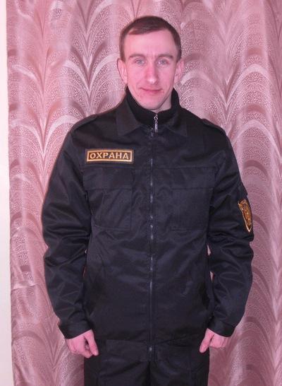 Игорь Данилов, 25 февраля 1988, Яя, id182687657