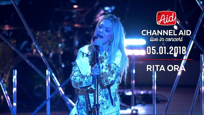 Poison - Rita Ora live from Elbphilharmonie Hamburg | CALIC2018