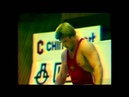 1984 Friendship Cup 110kg category Snatch World record battle