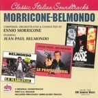 Ennio Morricone альбом Belmondo - Music By Ennio Morricone