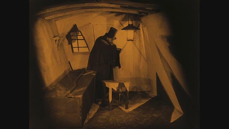 Das Cabinet des Dr Caligari 1920